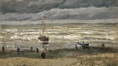 Gestolen Van Gogh terug naar Nederland