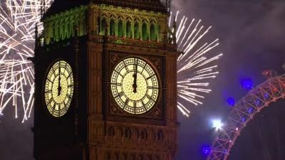 Happy new year New Zealand