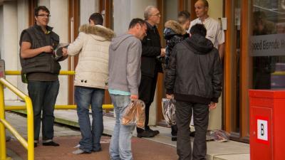 Foto van ziekenhuis chemisch incident | Flashphoto | www.flashphoto.nl