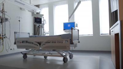 ziekenhuisbed-monitor