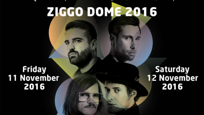 Kensington in 2016 opnieuw naar Ziggo Dome