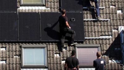 zonnepaneel-montage-dak