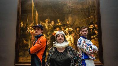 Dutch Masters komen naar de Zwarte Cross
