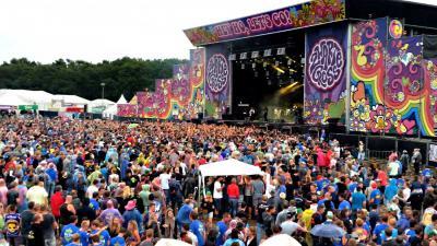 Zwarte Cross breekt met bijna 200.000 bezoekers opnieuw record