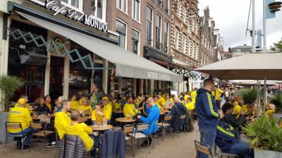 Bijna 1500 tickets Nederland - Zweden geblokkeerd