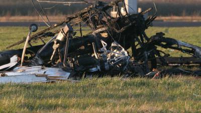 zweefvliegtuig-crash