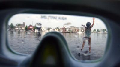 Instanties waarschuwen zwemmers op gevaren
