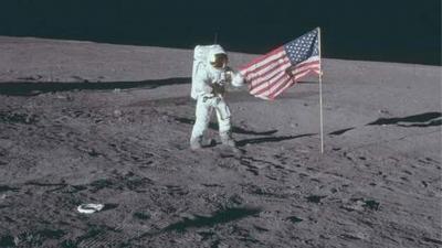 NASA geeft duizenden nooitvertoonde maanfoto's vrij